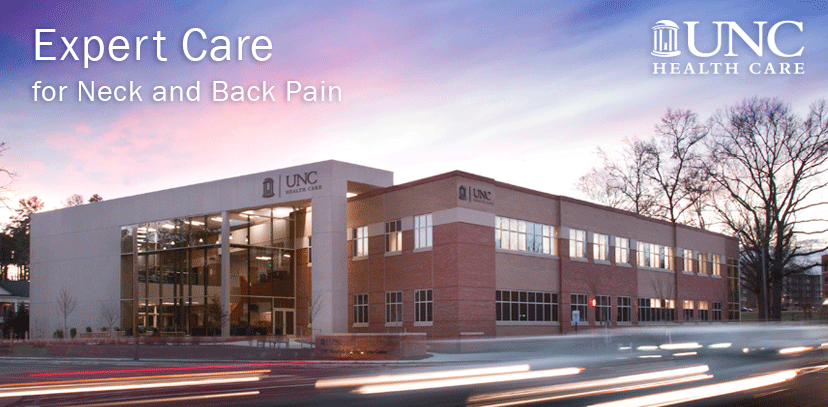 UNC Health Care Spine Center