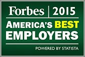 Forbes America's Best Employers