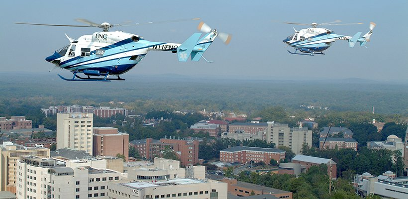 Carolina Air Care Helicopters