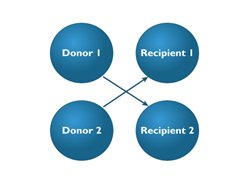 Donor/Recipient relationship