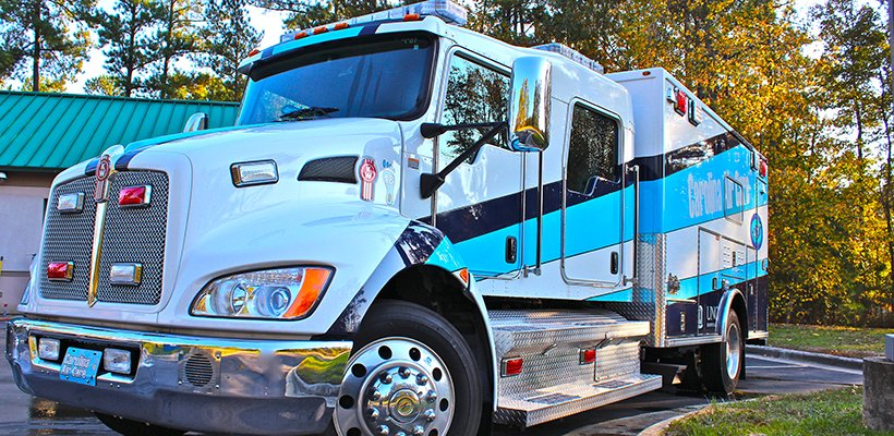 Carolina Air Care Truck